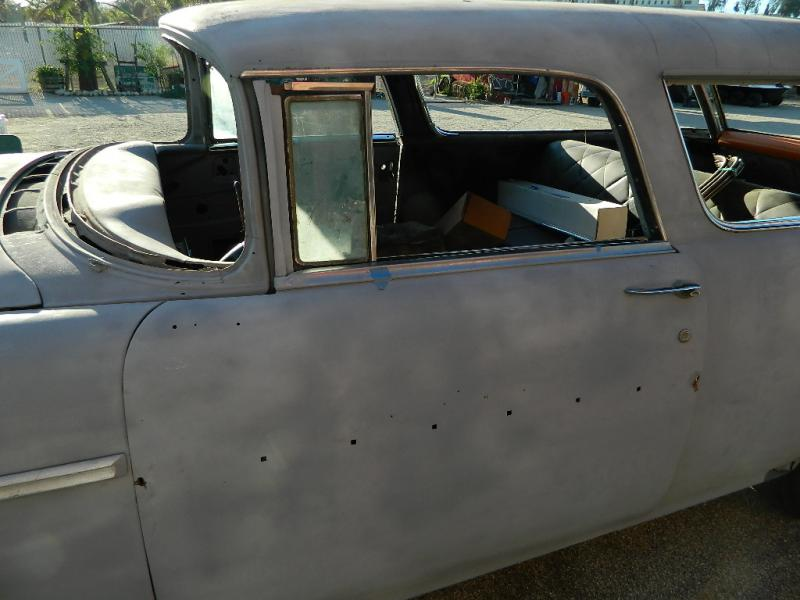 1955 Chevrolet Nomad Unrestored Project Car For Sale: 1955 Chevy Nomad Project Car For